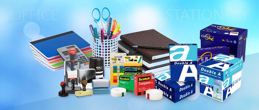 We Is Delighted To Offer A Wide Variety Of Office Stationery Suitable For  Day To Day Office Use. We Source Our Office Products And Supplies From  Quality ...